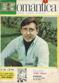 Cover Thumbnail for Romantica (Ibero Mundial de ediciones, 1961 series) #322