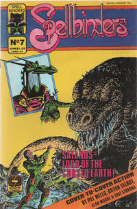 Cover Thumbnail for Spellbinders (Fleetway/Quality, 1987 series) #7 [June Cover Date]