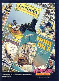 Cover Thumbnail for Tegneseriebokklubben (Hjemmet / Egmont, 1985 series) #[5] - Lovinda: Skatten i Mørketårn; Moby Dick