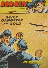 Cover Thumbnail for Bob und Ben (Lehning, 1963 series) #22