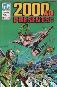 Cover Thumbnail for 2000 A. D. Presents (Fleetway/Quality, 1987 series) #17 [August Cover Date]
