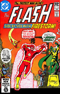 Cover Thumbnail for The Flash (DC, 1959 series) #293 [Direct Sales]
