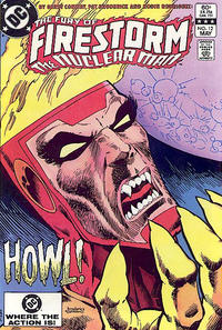 Cover Thumbnail for The Fury of Firestorm (DC, 1982 series) #12 [Direct-Sales]