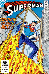Cover Thumbnail for Superman (DC, 1939 series) #383 [Direct-Sales]