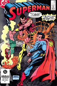 Cover Thumbnail for Superman (DC, 1939 series) #392 [Direct-Sales]