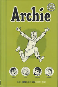 Cover Thumbnail for Archie Archives (Dark Horse, 2011 series) #9