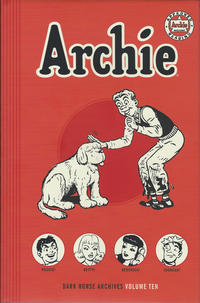 Cover Thumbnail for Archie Archives (Dark Horse, 2011 series) #10