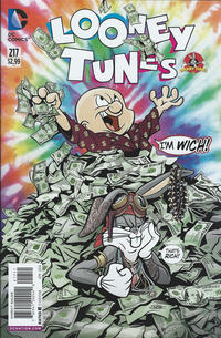 Cover Thumbnail for Looney Tunes (DC, 1994 series) #217 [Direct Sales]