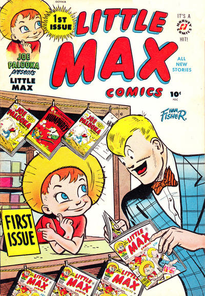 Cover for Little Max Comics (Harvey, 1949 series) #1