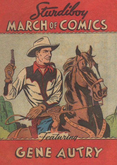 Cover for Boys' and Girls' March of Comics (Western, 1946 series) #54