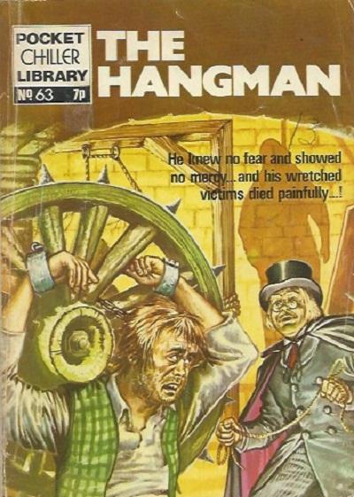 Cover for Pocket Chiller Library (Thorpe & Porter, 1971 series) #63