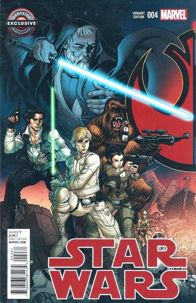 2015 Panini Star Wars 29 Variant-Cover