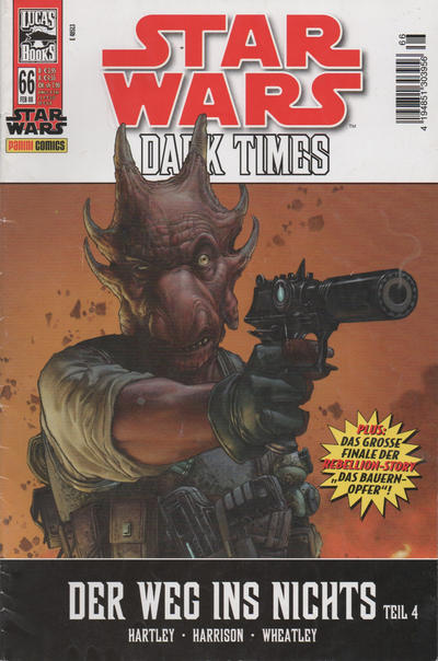 Cover for Star Wars (Panini Deutschland, 2003 series) #66