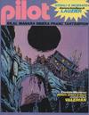 Cover for Pilot (Edizioni Nuova Frontiera, 1981 series) #3