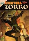Cover for Aventura (Editorial Novaro, 1954 series) #21