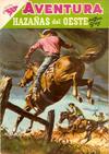 Cover for Aventura (Editorial Novaro, 1954 series) #101