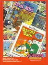 Cover for Tegneseriebokklubben (Hjemmet / Egmont, 1985 series) #22 - Beste historier om Donald Duck & Co #30; Mesterdetektiven Basil Mus #1