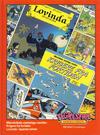 Cover for Tegneseriebokklubben (Hjemmet / Egmont, 1985 series) #23 - Mikrofolkets merkelige meritter: Krigere fra fortiden; Lovinda: Apenes keiser