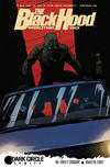 Cover for The Black Hood (Archie, 2015 series) #8