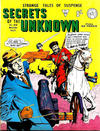 Cover for Secrets of the Unknown (Alan Class, 1962 series) #58