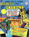 Cover for Secrets of the Unknown (Alan Class, 1962 series) #93