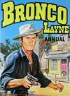 Cover for Bronco Layne (World Distributors, 1960 series) #1960