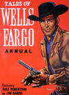 Cover for Tales of Wells Fargo Annual (World Distributors, 1960 series) #[nn]