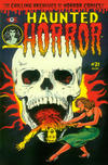 Cover for Haunted Horror (IDW, 2012 series) #21