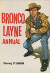 Cover for Bronco Layne (World Distributors, 1960 series) #1962