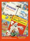 Cover for Tegneseriebokklubben (Hjemmet / Egmont, 1985 series) #25 - Iznogood: Kalifen på ferie!; Totto Talong møter bøddelens gjenferd