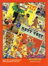 Cover for Tegneseriebokklubben (Hjemmet / Egmont, 1985 series) #31 - Agent 327: 12 saker (minus én); Smith og Wesson: Rett vest
