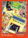 Cover for Tegneseriebokklubben (Hjemmet / Egmont, 1985 series) #32 - Sam & Simpson: Farlig safari; Geniale Oliver: Geniet slår seg løs