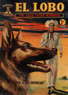 Cover for El Lobo The Man from Nowhere (Cleland, 1956 series) #5