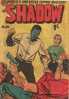 Cover for The Shadow (Frew Publications, 1952 series) #49