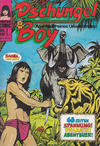 Cover for Dschungel Boy (BSV - Williams, 1975 series) #3