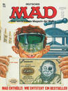 Cover for Mad (BSV - Williams, 1967 series) #73