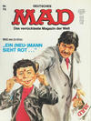 Cover for Mad (BSV - Williams, 1967 series) #74