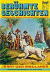 Cover for Bastei Sonderband (Bastei Verlag, 1970 series) #21 - Jerry der Insulaner