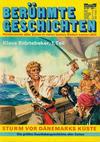 Cover for Bastei Sonderband (Bastei Verlag, 1970 series) #22 - Sturm vor Dänemarks Küste
