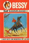 Cover for Bessy Sammelband (Bastei Verlag, 1966 ? series) #2