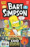 Cover for Simpsons Comics Presents Bart Simpson (Bongo, 2000 series) #100