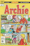 Cover for Archie (Editions Héritage, 1971 series) #157