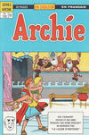 Cover for Archie (Editions Héritage, 1971 series) #155