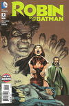 Cover for Robin: Son of Batman (DC, 2015 series) #9 [Neal Adams Cover]