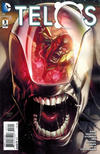 Cover for Telos (DC, 2015 series) #3
