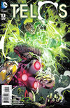 Cover for Telos (DC, 2015 series) #5