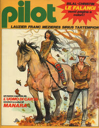 Cover Thumbnail for Pilot (Edizioni Nuova Frontiera, 1981 series) #2