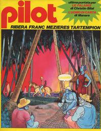 Cover Thumbnail for Pilot (Edizioni Nuova Frontiera, 1981 series) #4