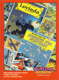 Cover Thumbnail for Tegneseriebokklubben (Hjemmet / Egmont, 1985 series) #23 - Mikrofolkets merkelige meritter: Krigere fra fortiden; Lovinda: Apenes keiser