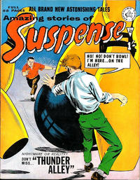 Cover Thumbnail for Amazing Stories of Suspense (Alan Class, 1963 series) #43